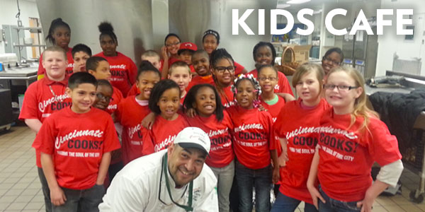 Hunger Impacting Kids - Kids Cafe