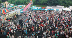 """PANEGYRI Festival Proceeds Benefit Freestore Foodbank."""