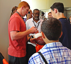 """Taste of the NFL: Andy Dalton"""