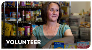 Volunteer at the Freestore Foodbank Cincinnati TriState