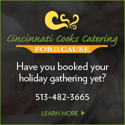 Cincinnati Cooks Catering - Freestore Foodbank