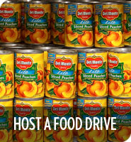 Host A Canned Food Drive