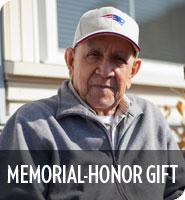 Memorial-Honor Gift