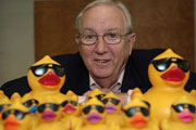 Bob Edwards Rubber Duck Regatta Cincinnati Freestore Foodbank
