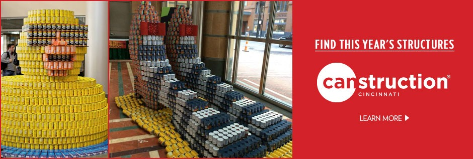 Cincinnati Canstruction 2016