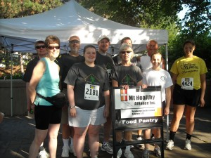 Mt. Healthy Alliance Hunger Walk