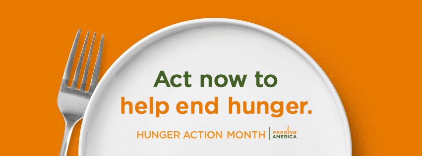 How You Can Help During Hunger Action Month