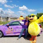 I'm Quacky the RDR Mascot