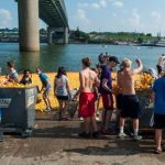 The Grand Finale: Rubber Duck Regatta