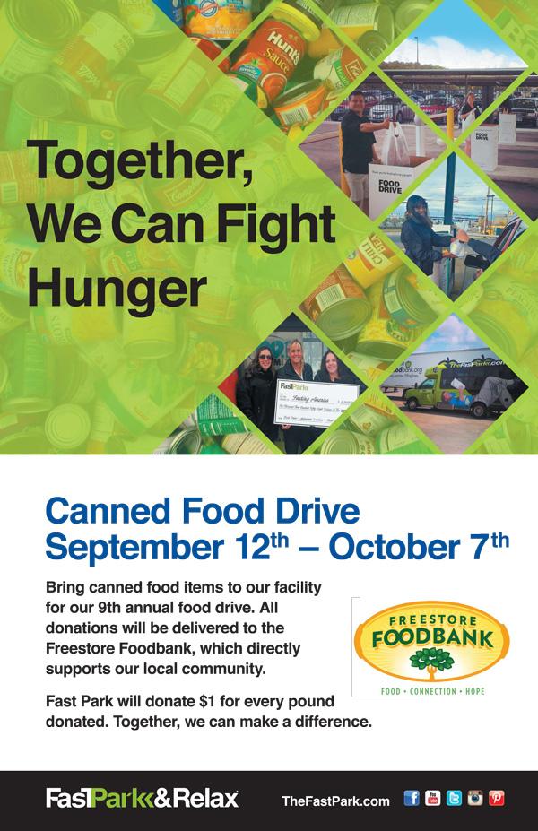 Freestore Food Bank Donations