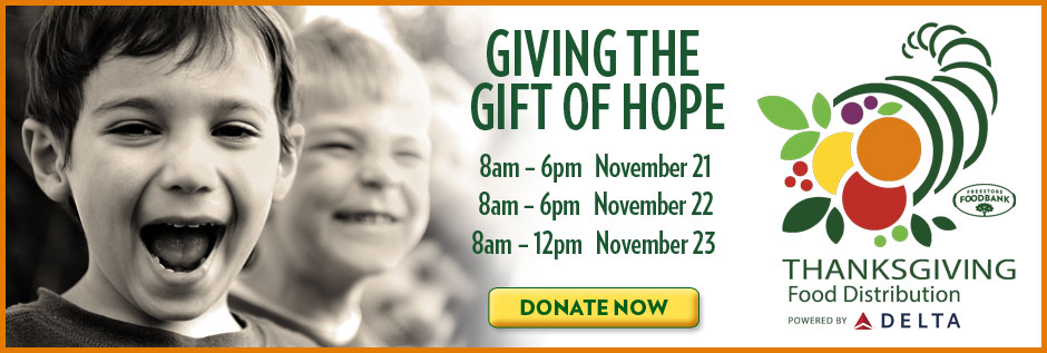 Giving The Gift Of Hope