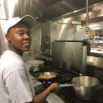 Cincinnati COOKS! has helped Tiara find rewarding employment and build a stable life for her family.