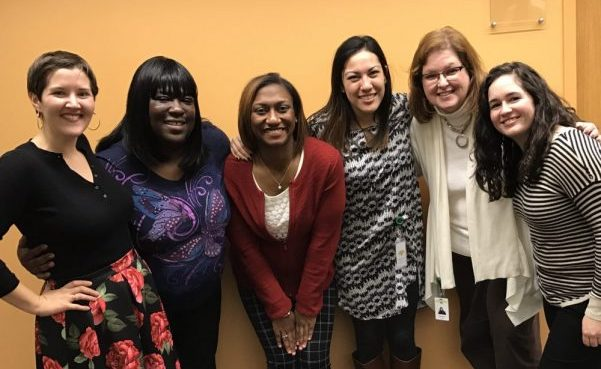 Meet the Volunteer Engagement Team