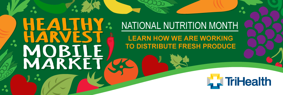 National Nutrition Month Learn how we are working to distribute fresh produce.