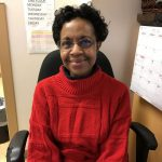Constance Chambers, Customer Connection Center, Communication Assistant