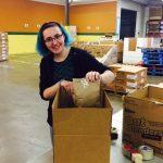 Victoria Collins, Mayerson Distribution Center, Student Nights