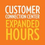 Customer Connection Center Extended Hours
