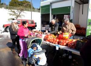 Grants Bring Fresh Produce to Food Deserts
