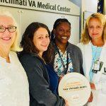 The doctors, nurses and staff of the VA Medical Center, Cincinnati