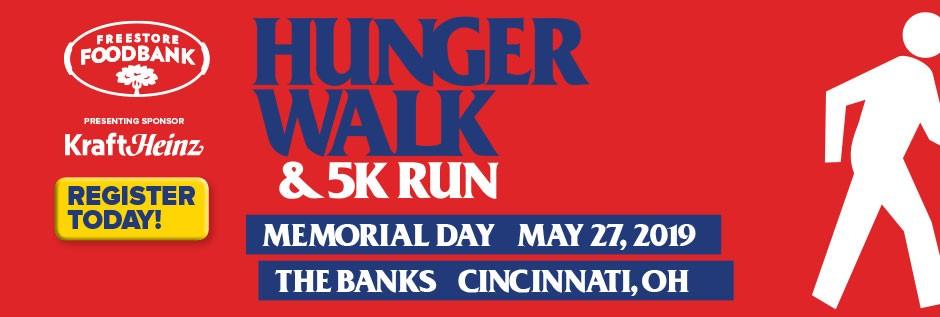 Cincinnati Hunger Walk 2019 - Freestore Foodbank
