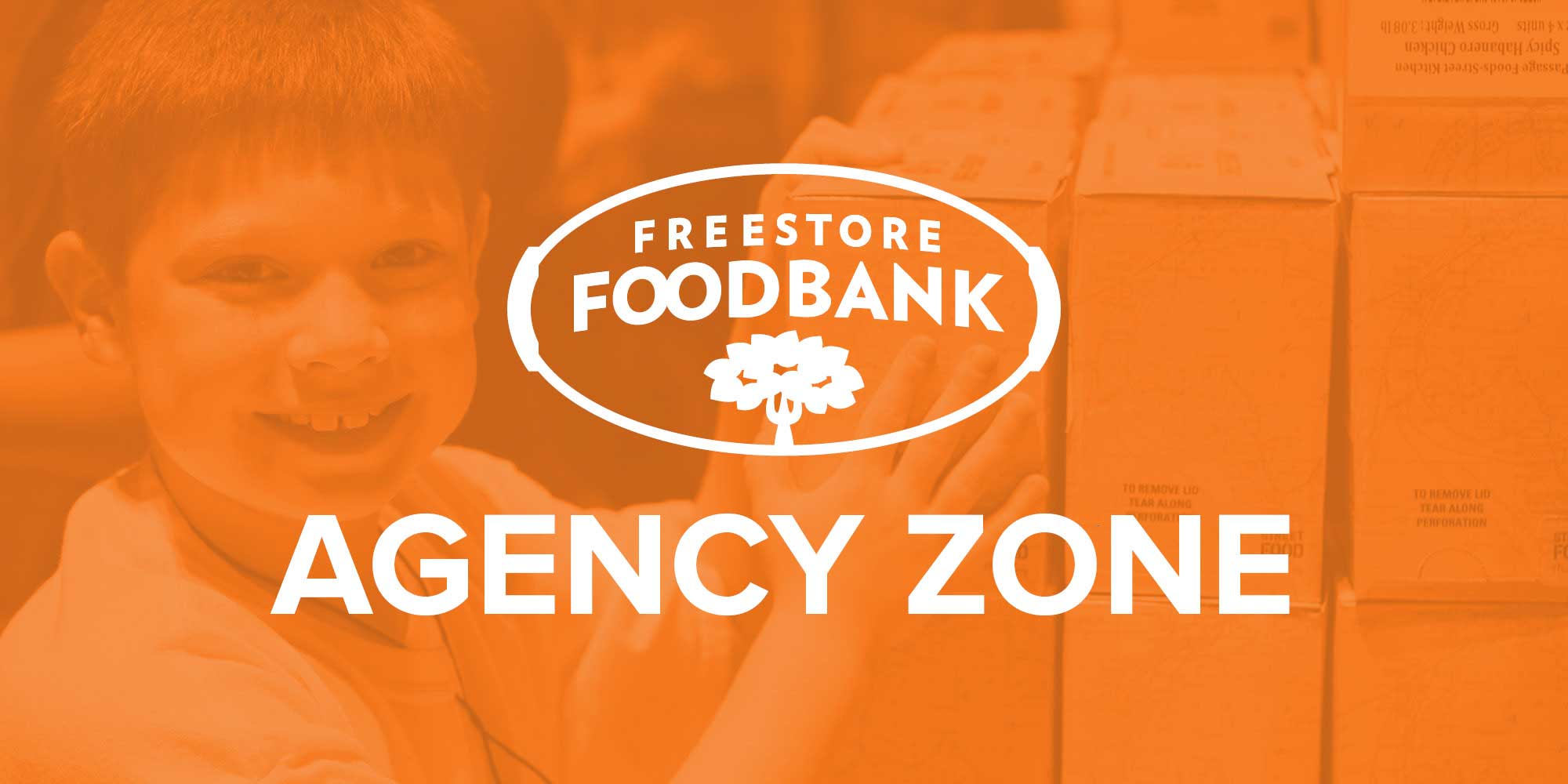Become an Agency for Freestore Foodbank