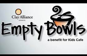 20th annual Empty Bowls @ Arnold's Bar and Grill