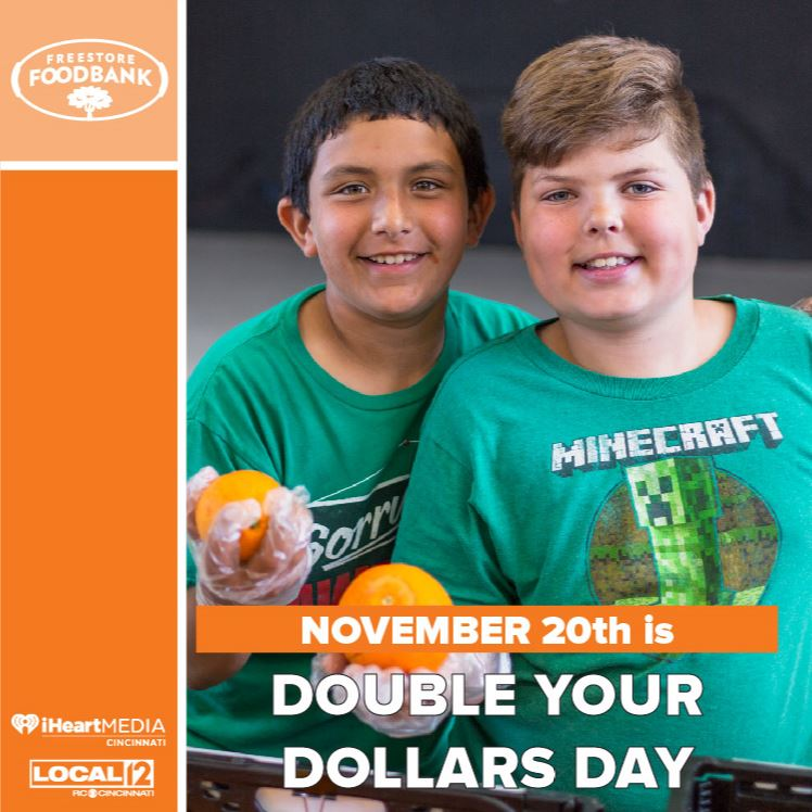 Double Your Dollars Day