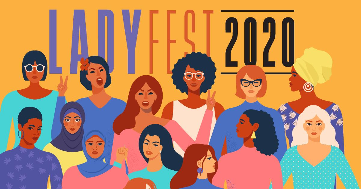 LadyFest 2020 @ Public Library of Cincinnati