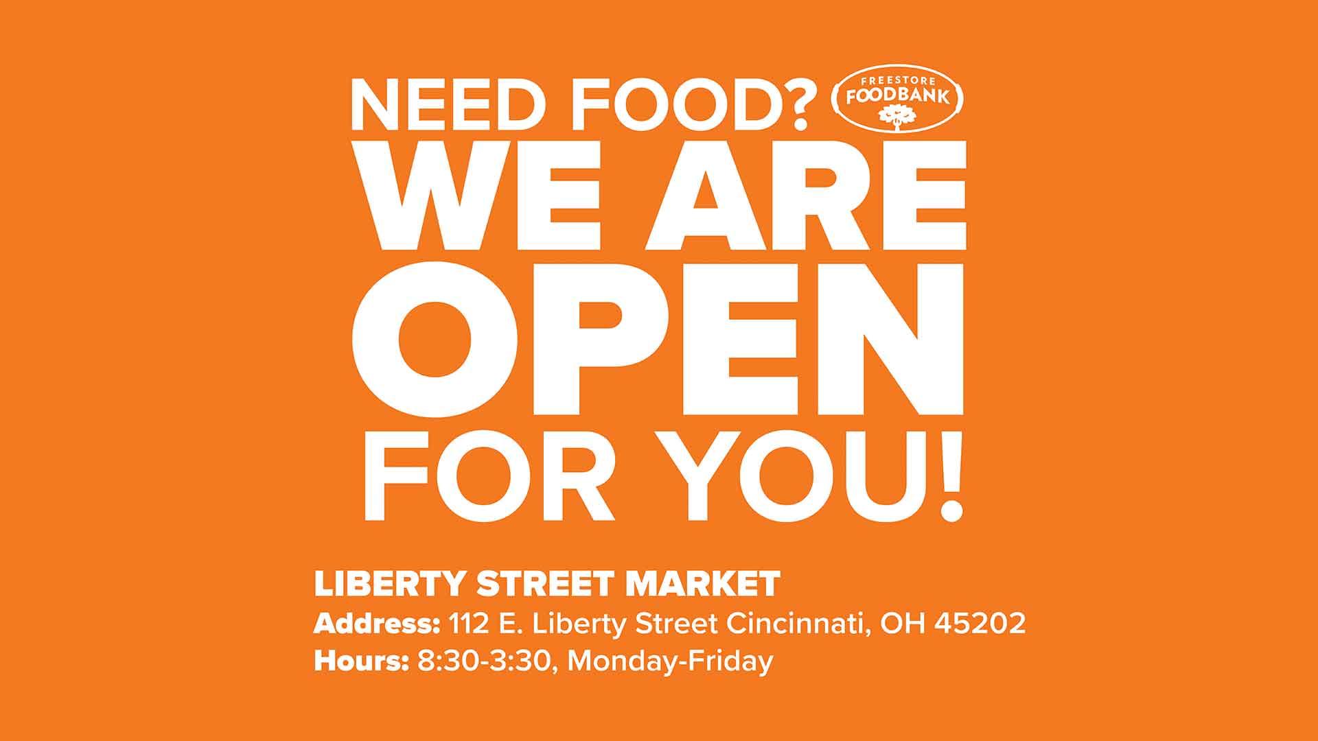 Liberty Street Market