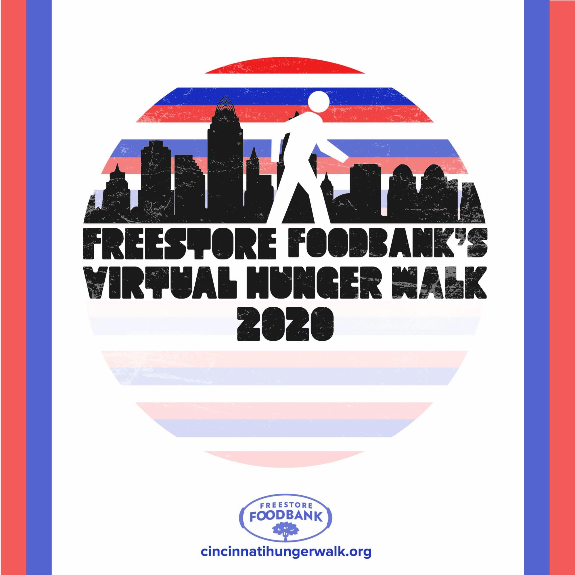 VIRTUAL Hunger Walk and 5K Run @ Schmiddlapp Park at the Banks