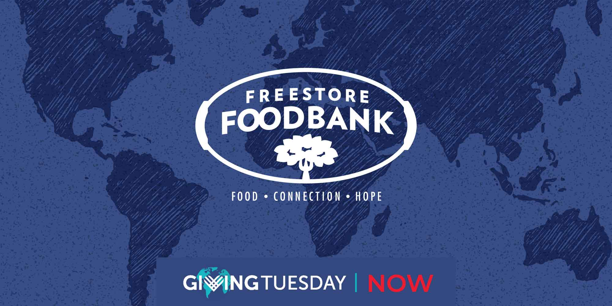 Giving Tuesday Now #GivingTuesdayNow