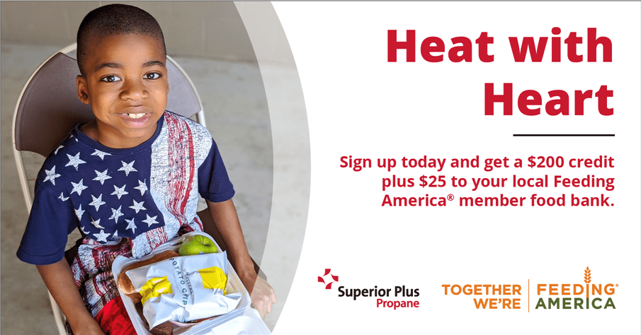 Heat with Heart Campaign